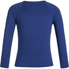Icebreaker 200 Oasis Langærmet T-shirt Børn, surf